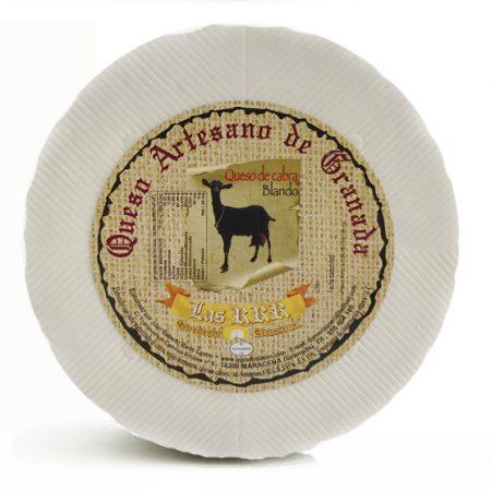 Queso cabra FRESCO-TIERNO1